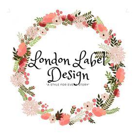 London Label Design