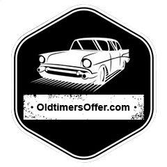 Oldtimers Offer