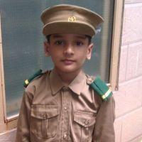 Muhammad Huzaifah Saeed