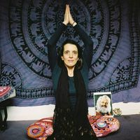 Esther Nagle Yoga Teacher