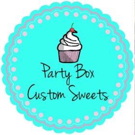 Partyboxcustomsweets Makingsweetsandcustomcakeseasy