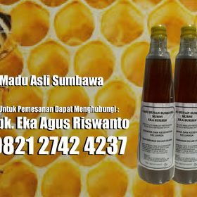 Madu Asli Bandung  | 0821 2742 4237