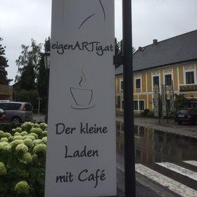 eigenARTig.at - Der kleine Laden mit Café