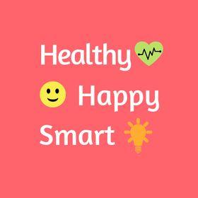 Healthy. Happy. Smart.