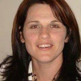 Tracy Van den Berg