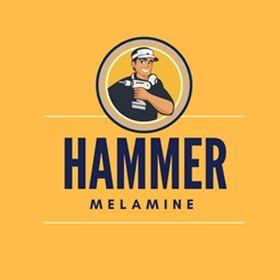 Hammer Melamine Hammermelamine On Pinterest
