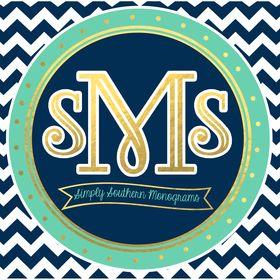 Simply Southern Monograms