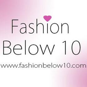 Fashion Below 10