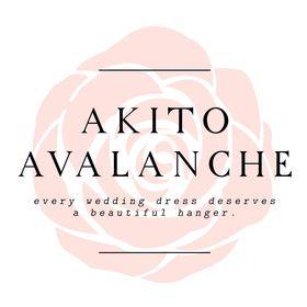 Akito Avalanche Wedding Hangers