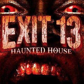 EXIT 13 Haunted attraction