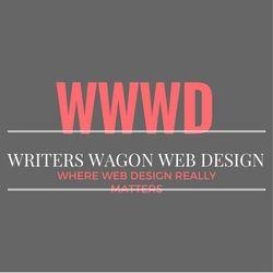 Writers Wagon Website design