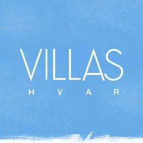Villas Hvar