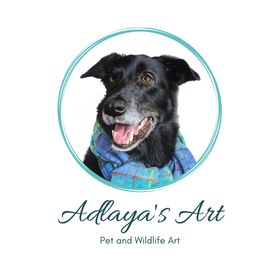 Adlaya's Art | Pet Portraits | Wildlife Art | Animal Art Prints
