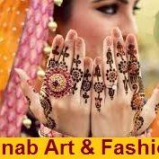 Jeinab Henna ArtFashion