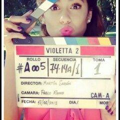 Violetta#martina Stoessel