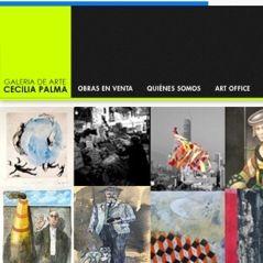 Galeria De Arte Online Cecilia Palma