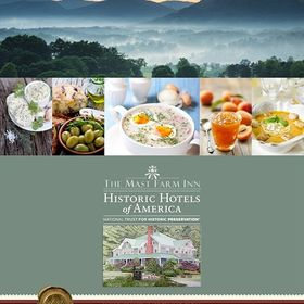 The Mast Farm Inn • North Carolina