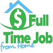 Full Time Job From Home