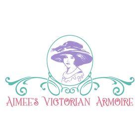 Aimee's Victorian Armoire