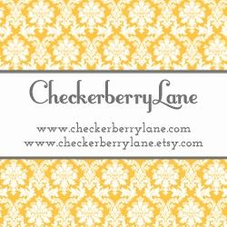 Checkerberry Lane Studio
