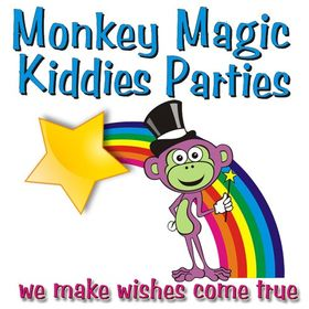 Monkey Magic Kids Parties