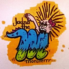 Jadzia The Monster