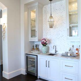 pantry Bar kitchen cabinets