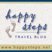 Happy Steps travel blog