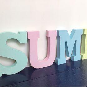 Palabras Preciosas | Nursery Letters | Kids Name letters