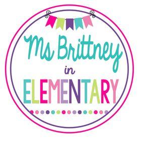 Ms Brittney In Elementary