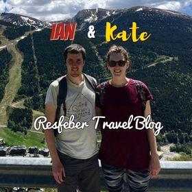 Resfeber Travel Blog - Ian & Kate