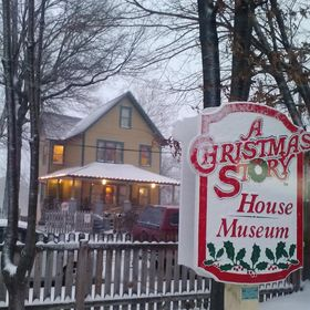 A Christmas Story House   Museum (ACSHM) on Pinterest 495eb078d