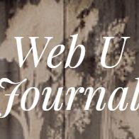 Web U Journal