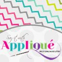 Say It With Applique
