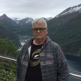 Arne Andersen Bäckström