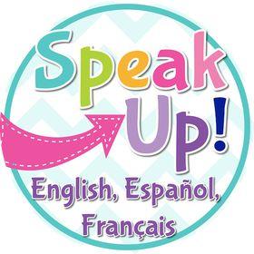 Speak Up Language learners   TeachersPayTeachers Creater Of Early Language Learner Teaching Materials