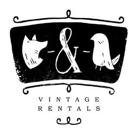 Fox and Finch Vintage Rentals