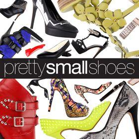 Pretty Small Shoes