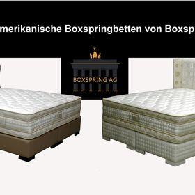 Boxspring AG