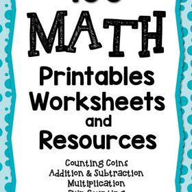Millie Chambers | Printable Math Worksheets