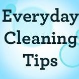 Everyday Cleaning Tips