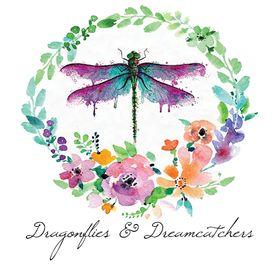Dragonflies and Dreamcatchers
