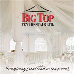 Big Top Tent Rentals Ltd. Edmonton
