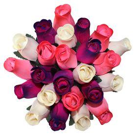 Rosas de Madera