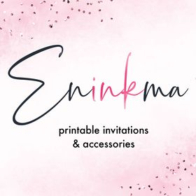 Eninkma | Wedding Invitations and Birthday Invitation Printables