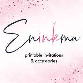 Eninkma | Wedding Invitations and Birthday Invitation Printables