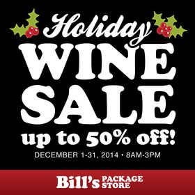 Bill's Package Store