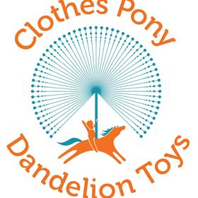 Clothes Pony and Dandelion Toys