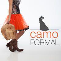 Camo Formal