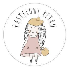Pastelowe Retro